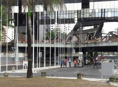TCE solicitou ações de manutenção no Centro de Convenções em 2014