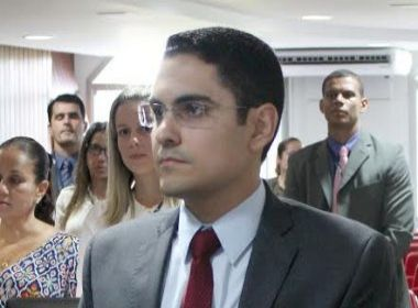 Em plenária, TCE reconduz Danilo Andrade à chefia do MPC