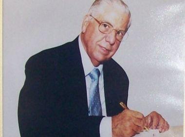 Morre aos 96 anos o conselheiro do TCE José Medrado