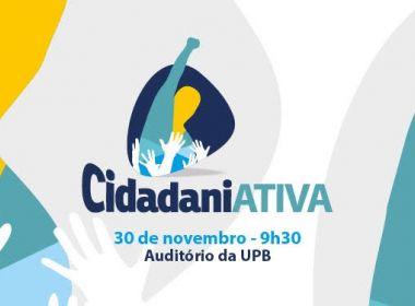 Encontro do CidadaniAtiva convida jovens a discutirem políticas públicas brasileiras