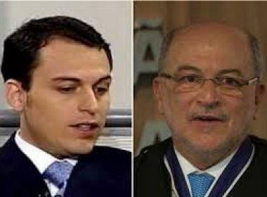PF aponta indícios de corrupção no TCU que envolve baianos Aroldo e Tiago Cedraz