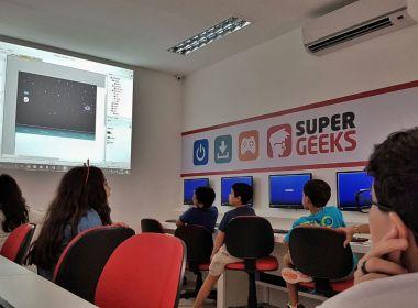Programação para crianças e adolescentes é tendência em Educação