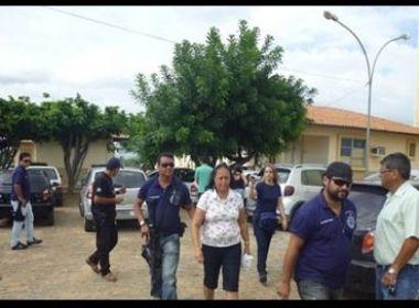 Tanque Novo: Empresário líder de esquema é pai do prefeito