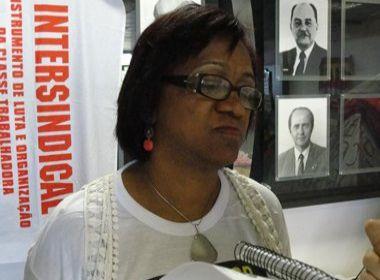Professores que ocupam AL-BA recebem doações de sindicatos, afirma dirigente da APLB