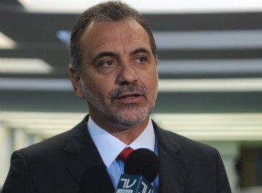 Pelegrino não descarta ter vice do PDT e nega que chapa esteja fechada com PP