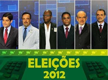 Agenda dos candidatos a prefeito de Salvador nesta sexta