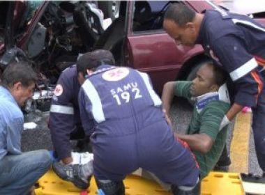 Eunápolis: Terceira vítima de acidente na BR-101 morre; mãe e filha também não resistiram
