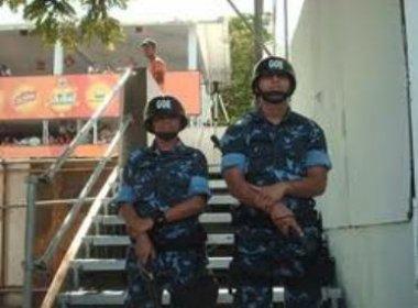 Primeira paralisação do governo Neto: Guardas municipais suspendem atividades por dois dias