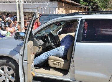 Santa Maria da Vitória: Morte de empresário encontrado dentro de carro intriga população