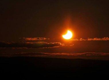 Eclipse solar poderá ser visto da Bahia