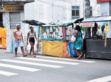 Ordenamento do comércio de rua chega ao bairro da Liberdade antes do carnaval, diz Semop