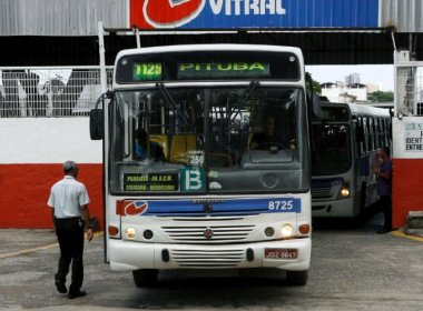 Greve da PM: Sindicato dos Rodoviários espera 100% dos ônibus nas ruas nesta quinta
