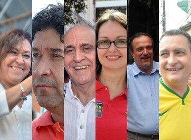 Pesquisa Ibope/TV Bahia: Souto, 46%, Rui, 24%; Lídice, 6%
