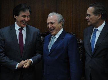 Aliados do governo recuam e CPI do BNDES é inviabilizada após intervenção de Temer no Senado