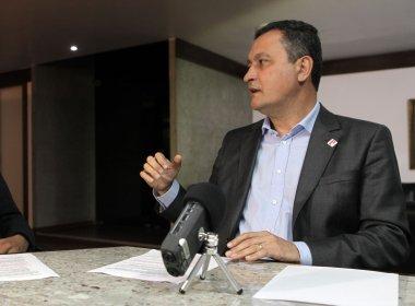 'Diga aí, governador': Rui entrega máquinas do Derba nesta terça