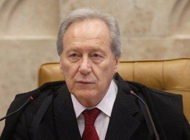 Lewandowski extingue ação popular que pedia afastamento de Eduardo Cunha