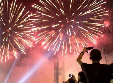 Fogos de artifício matam duas pessoas e ferem centenas nas Filipinas