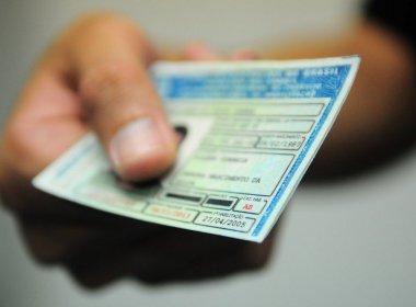 Projeto garante até 100% de desconto na renovação da carteira ao bom condutor