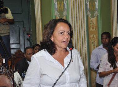 Aladilce Souza assume liderança da oposição na Câmara Municipal de Salvador