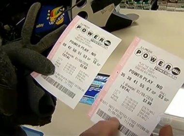 Loteria americana sorteia US$ 1,5 bilhão nesta quarta-feira