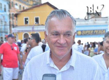 Juca confirma pré-candidatura e opina sobre propaganda de Santo Amaro: 'horrível'