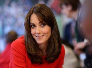 Kate Middleton assume redação de jornal britânico por um dia