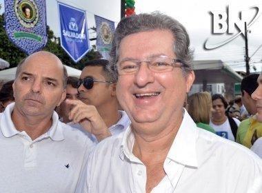PF interceptou pedido de doação de Jutahy Júnior a Léo Pinheiro da OAS