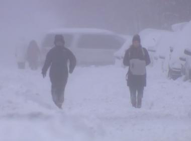 Nevasca deixa ao menos 18 mortos nos EUA; tempestade é a segunda maior desde 1869