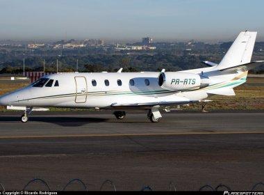 Avião de Bumlai não fica com PF por falta de dinheiro