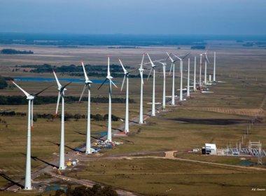 Grupo italiano investe R$ 440 mi em construção de usinas eólicas na Bahia