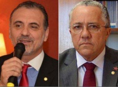 Nelson Pelegrino e Josias Gomes são exonerados temporariamente de secretarias