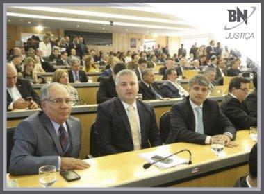Repúdio da OAB Nacional a Eserval Rocha é destaque na coluna Justiça
