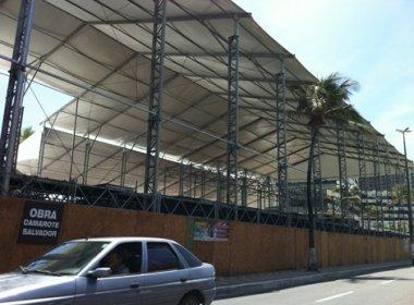 Prefeitura renova concessão de praça para o Camarote Salvador por cinco anos