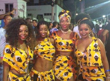 As Afrikanas ficam 'honradas' em participar de desfile de Carlinhos Brown