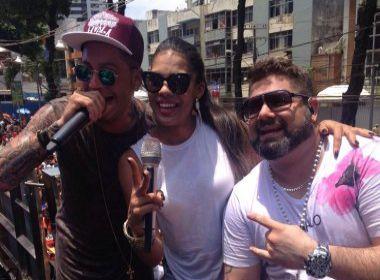 Danniel Vieira, Vingadora e Kannário fazem a festa no Arrastão