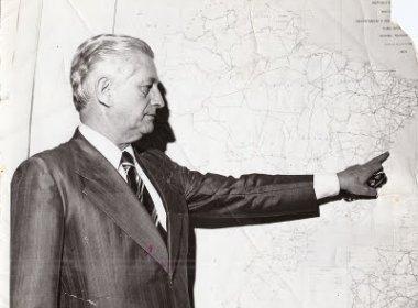 Ex-deputado baiano será homenageado com nome em ferrovia que liga Bahia a Tocantins