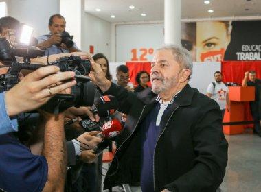 Juiz Sergio Moro marca depoimento de Lula na Lava Jato para o dia 14 de março