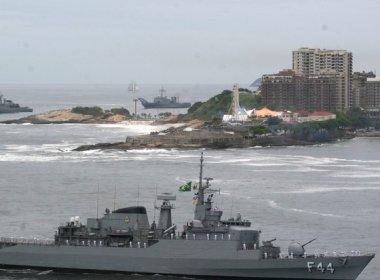 Envio de navio de guerra ao Líbano custará R$ 30 milhões aos cofres federais