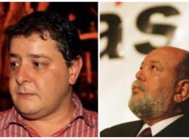 FEDERAL DESCOBRIU: LULINHA E LÉO PINHEIRO DA OAS AGENDARAM  ENCONTRO