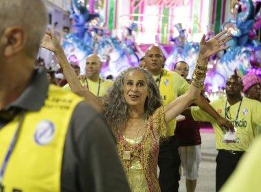 Governo da Bahia patrocinou Carnaval da Mangueira, no Rio; valor não foi divulgado