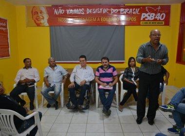 PSB confirma Alexandre Pereira como pré-candidato em Vitória da Conquista