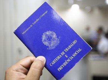 Brasil perde quase 100 mil postos de trabalho formal em janeiro