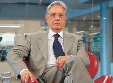 Ministério da Justiça confirma inquérito sigiloso sobre Fernando Henrique