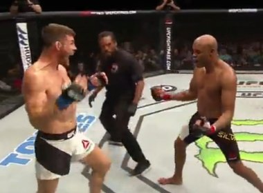 Após derrota, Anderson Silva deixa hospital em Londres; veja luta completa