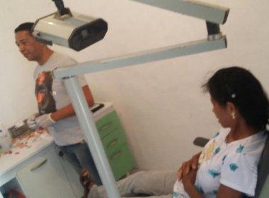 Falso dentista é preso em Ouriçangas, na Bahia