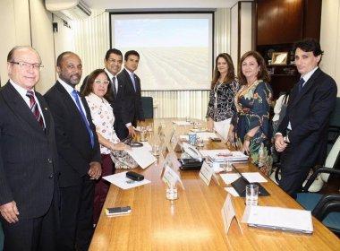 Parlamentares entregam manifesto a ministra contra 'extinção' da Ceplac
