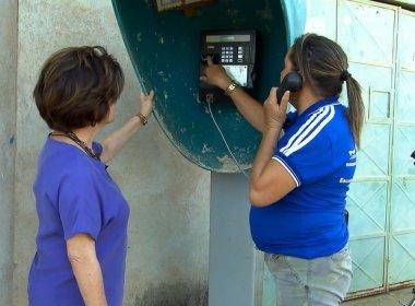 Cidade na Bahia não tem internet, sinal de celular e luz é limitada