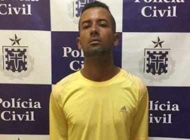 Polícia prende condenado por tráfico internacional no interior da Bahia