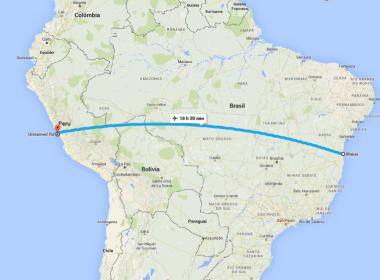 Após assumirem operação da Fiol, chineses querem ferrovia ligando Ilhéus ao Peru