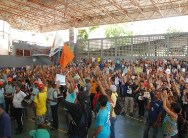 Sindseps deflagra greve geral dos servidores municipais de Salvador